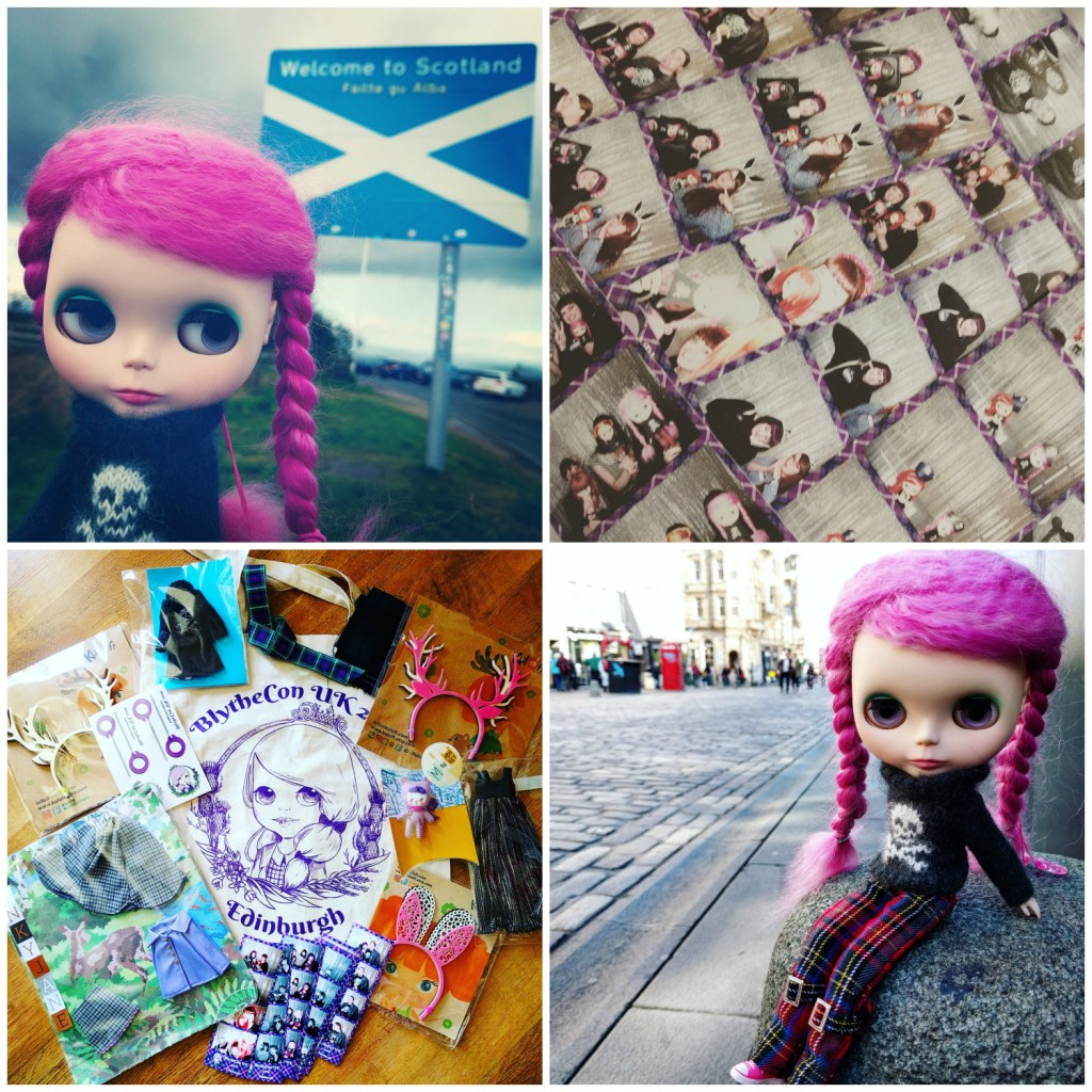 BlytheCon UK 2016 Edinburgh