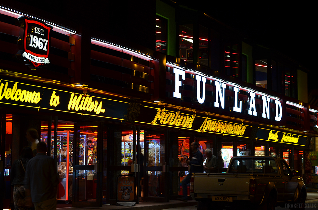 Whitby Arcades