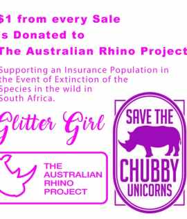 Save the chubby Unicorns Instrgam Notice