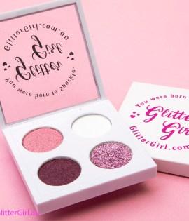 Love Sparkle Palette Megacheer makeup
