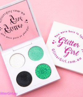Smokey Greens Palette eyeshadow cheer makeup