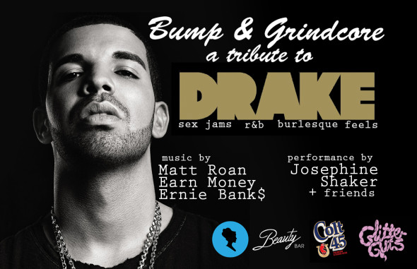 beauty bar drake tribute