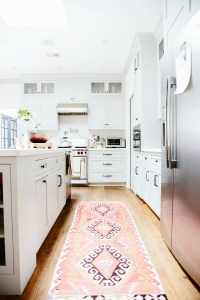 Vintage, Persian, Kilim & Turkish Rugs in the Kitchen ...