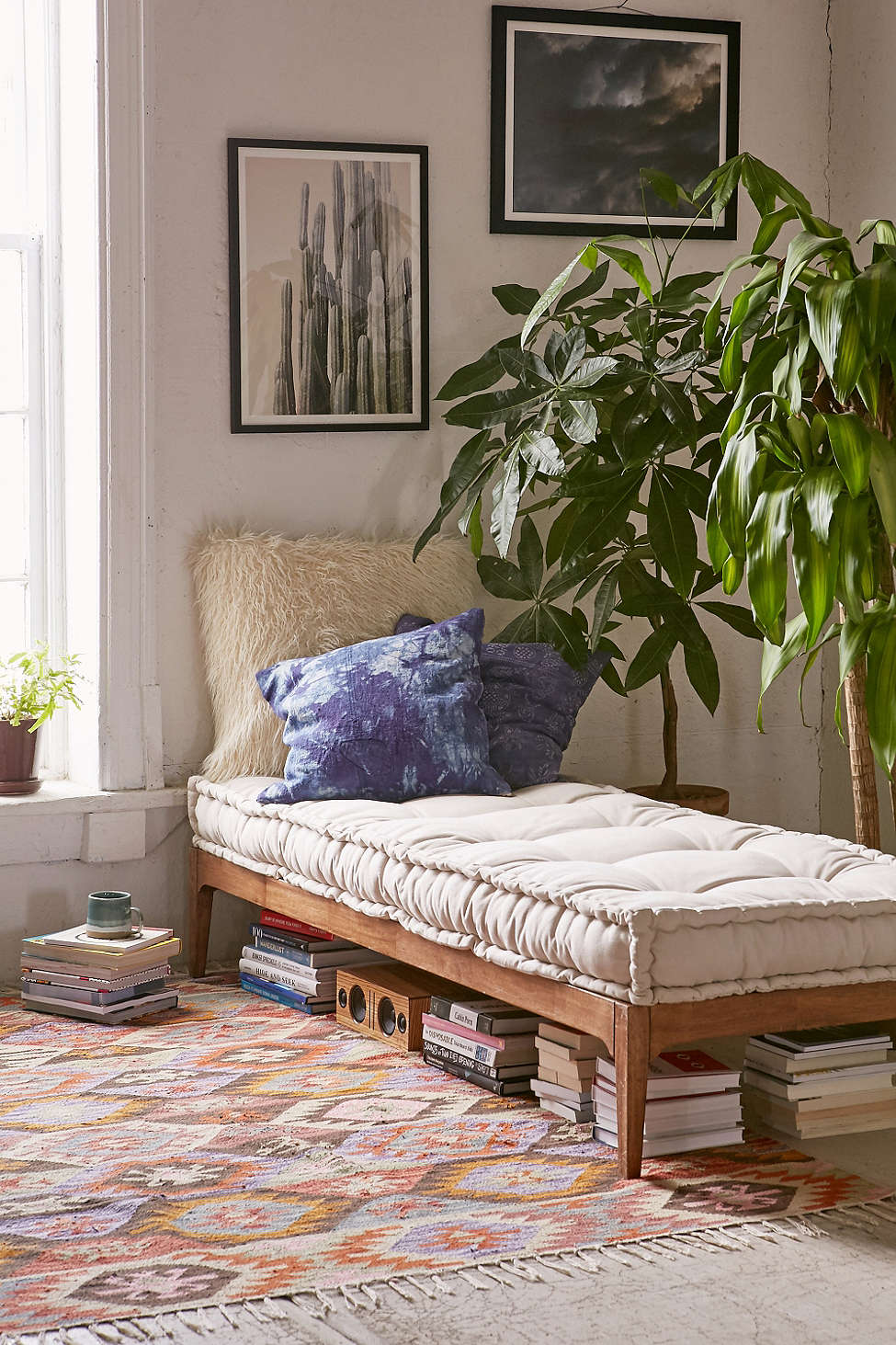 bohemian sofa bed chadwick caron linen interior design dreaming: the daybed | glitter, inc.