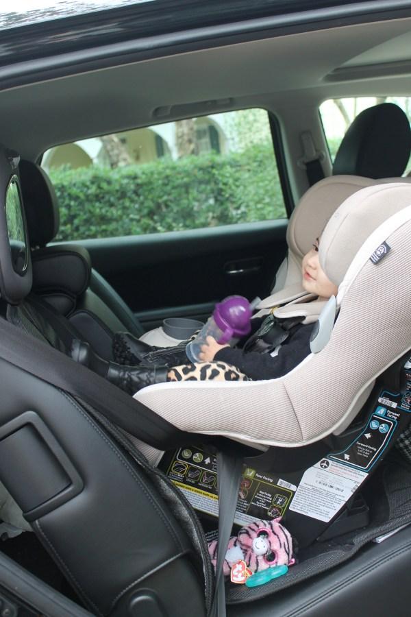 Maxi Cosi Pria 85 Ribble Knit Car Seat Talk Glitter