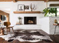 Get Inspired: The DIY White Brick Fireplace | Glitter, Inc ...
