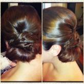 Hair: Michelle McMillan
