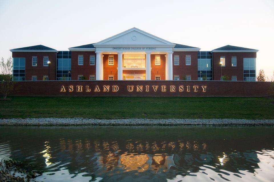 Resultado de imagem para ashland university