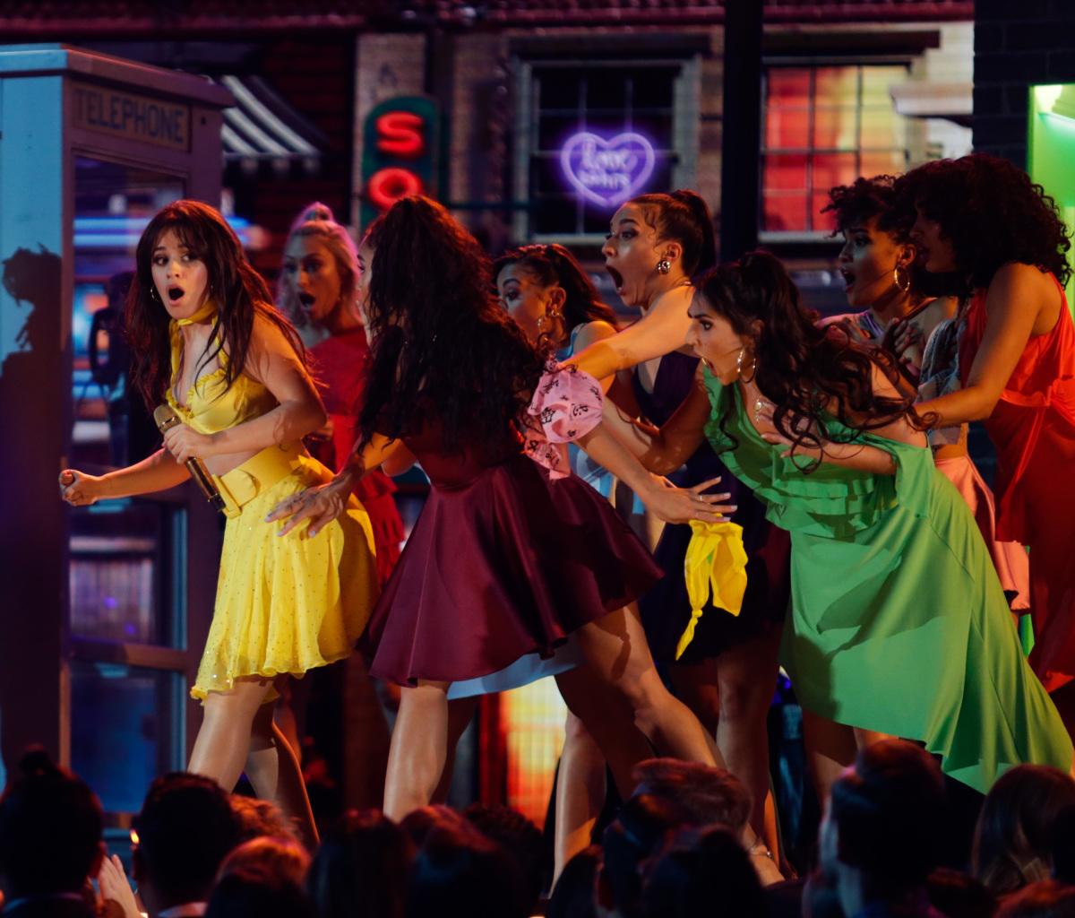 Havana Live Camila Cabello: Camila Cabello Rocked The Grammy Stage With 'Havana