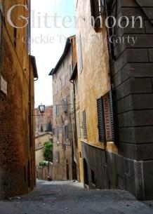 Siena Alleyway