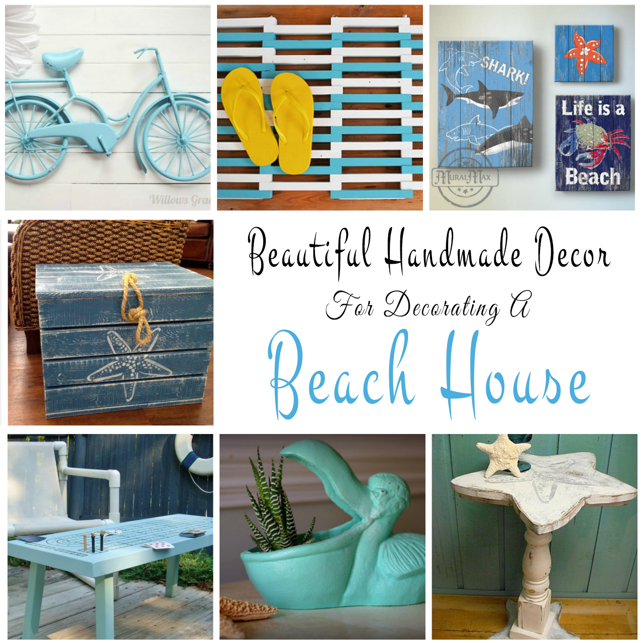 Decorating Beach House Ideas