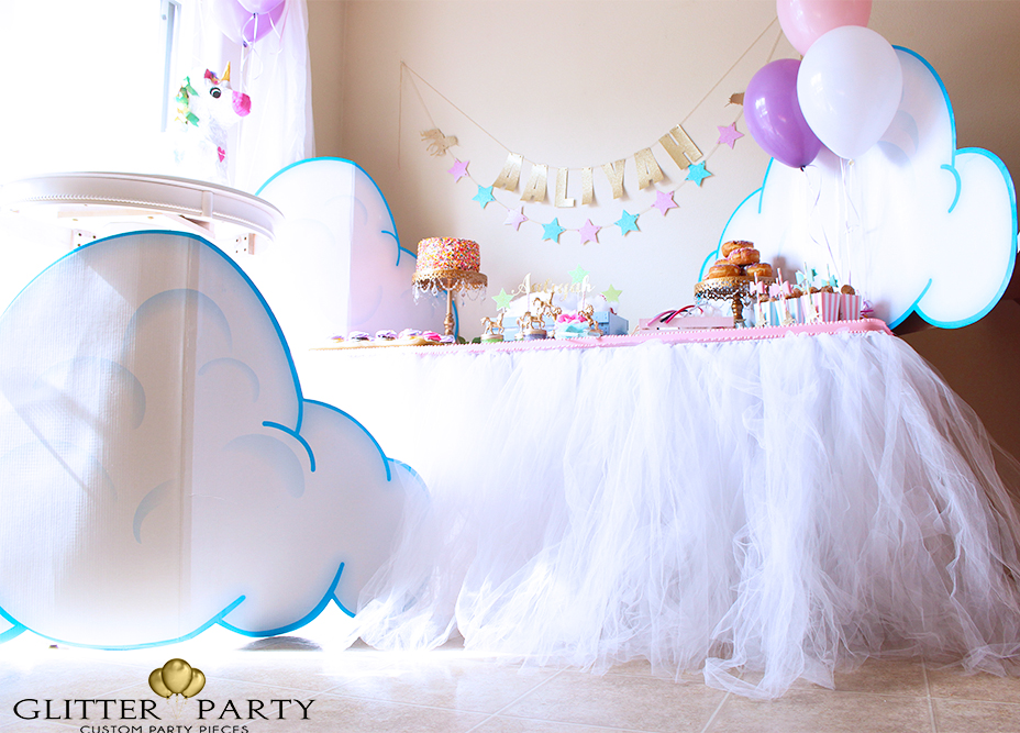 unicorn theme party