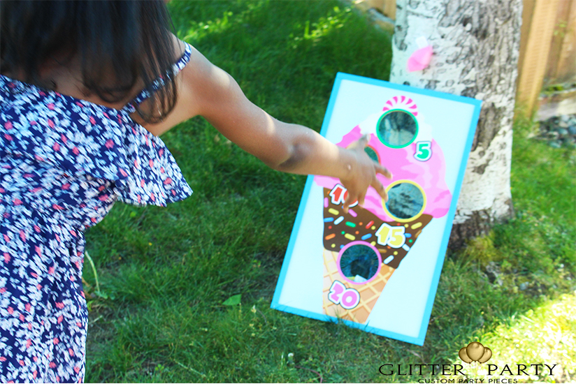 ice cream party game oriental trading
