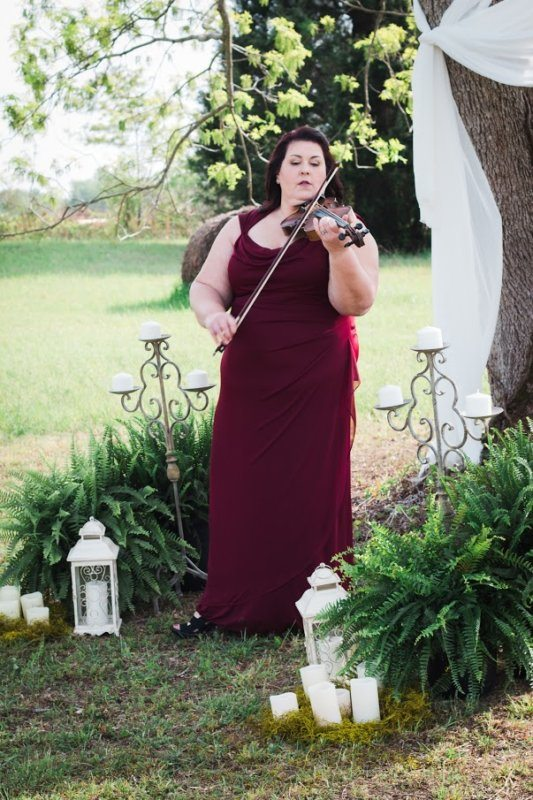 Georgia wedding violinist