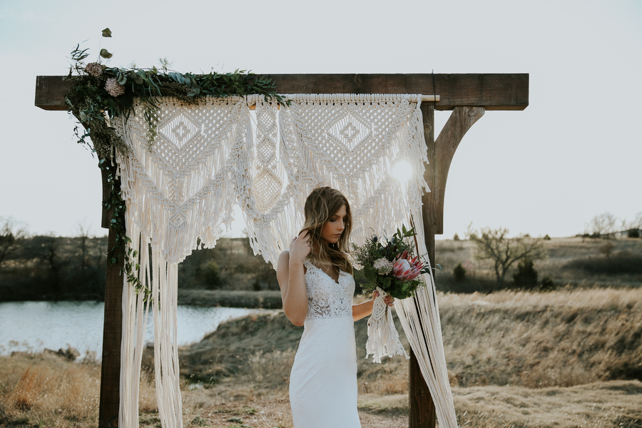 Bohemian Styled Shoot in Oklahoma