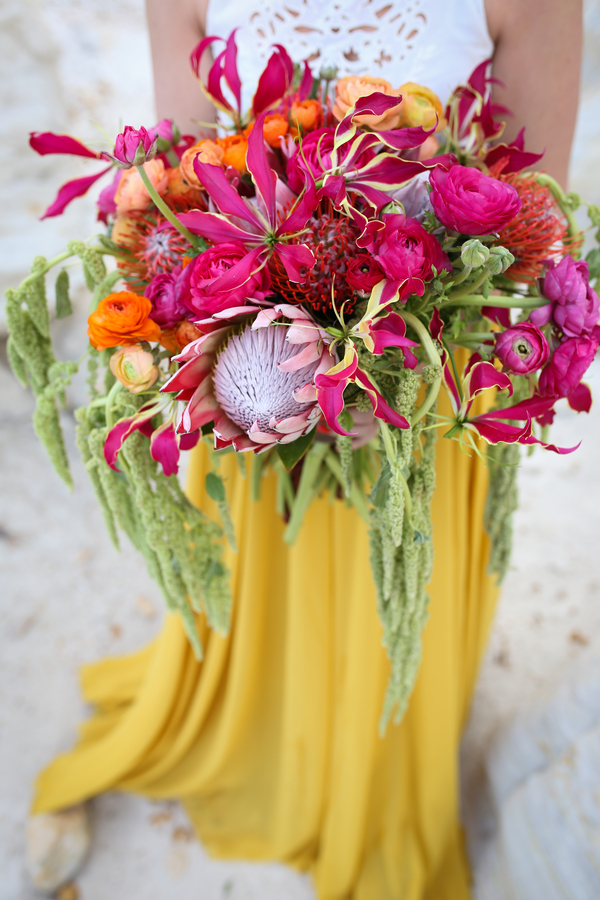 Vibrant Desert Elopement in New Mexico