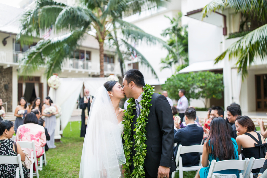 Multicultural Wedding in Hawaii