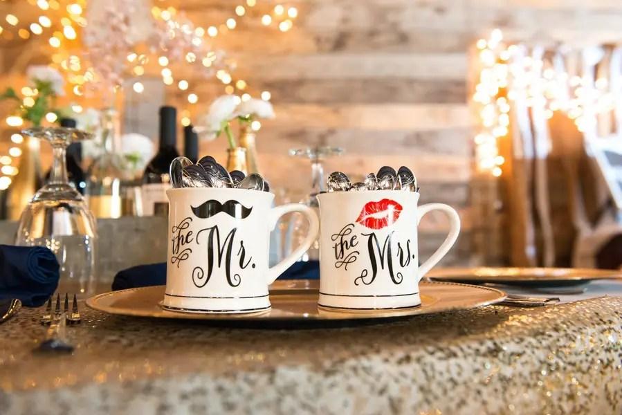 Rustic Glam Wedding In Texas