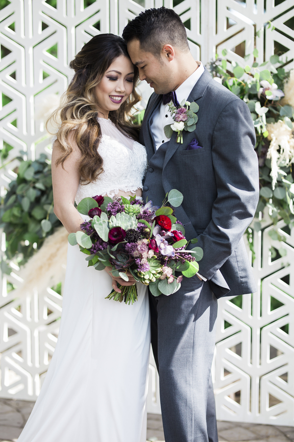 Secret Garden Wedding In Arizona