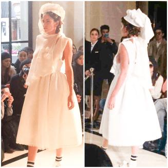 Bride 1 Haute couture fashion week haute couture bowie wong