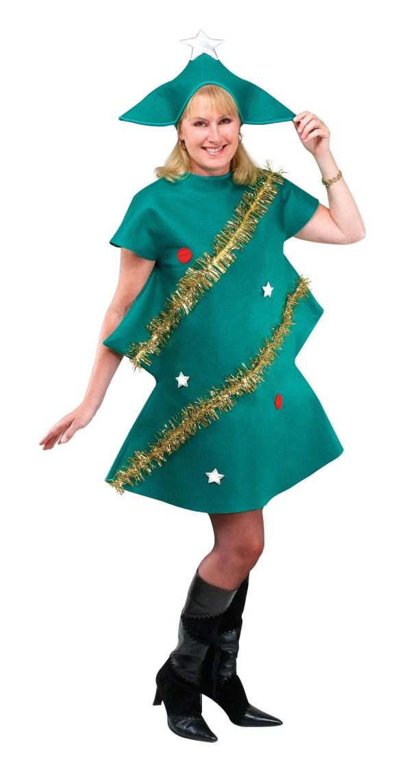Christmas Tree Costume - Glitz Fancy Dress