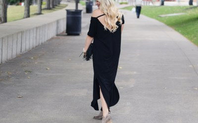 LOW BACK MAXI