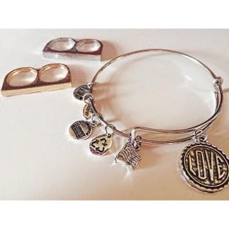 Charm bracelets $20ea.
