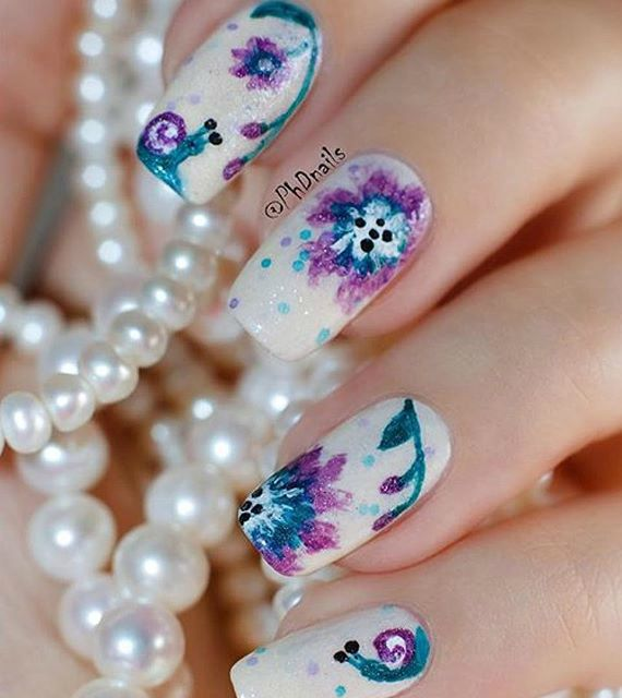 Passionately Inspired Nails – Ahbsessed