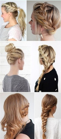 40 Cute and Easy Hairstyle Tutorials – HairSilver