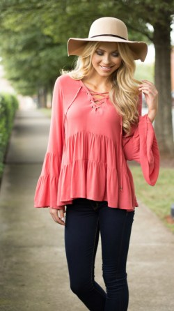 Boho Dreams Top – shopPetal.com