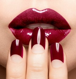 Nail Designs Of Red