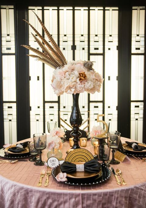 Great Gatsby Weddings