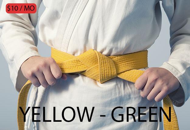 Outside Yellow-Green post thumbnail
