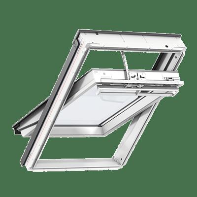 fenêtre de toit motorisé solaire