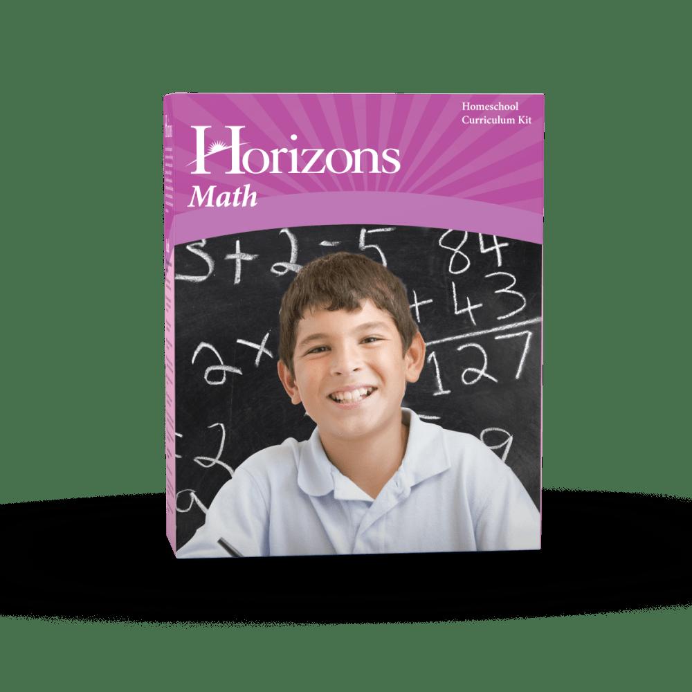 medium resolution of Horizons 3rd Grade Math Set - AOP Homeschooling