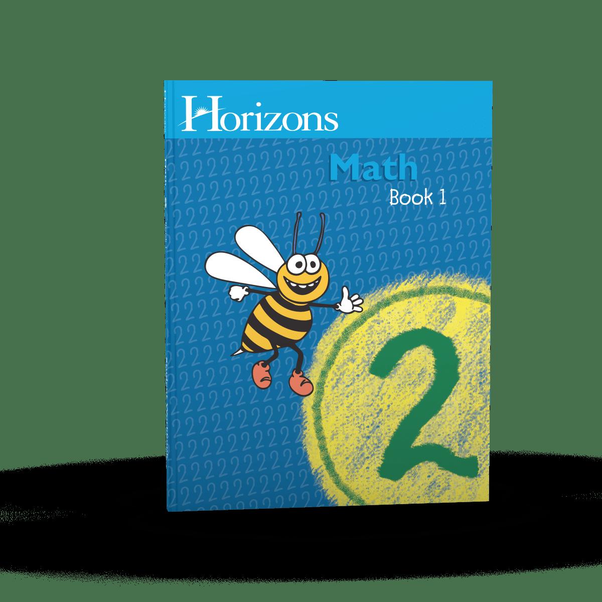 hight resolution of Horizons 2nd Grade Math Student Book 1 - AOP Homeschooling