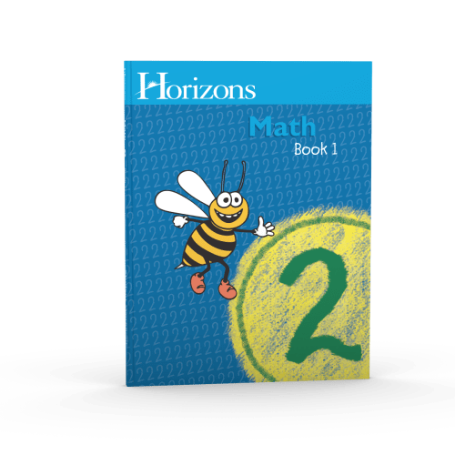 small resolution of Horizons 2nd Grade Math Student Book 1 - AOP Homeschooling