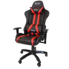 Gaming Chair Companies Beach With Footrest Sandberg Commander Glob3trotters