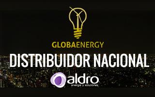Globaenergy se expande a nivel nacional con Aldro Energía