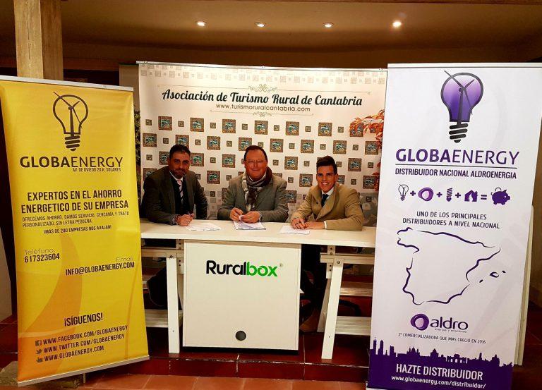Renovamos el convenio de colaboración con la Asociación de Turismo Rural de Cantabria
