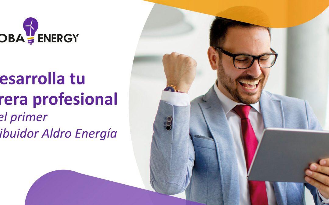 Dar el salto al sector energético y proyectar tu carrera laboral es muy fácil con GlobaEnergy