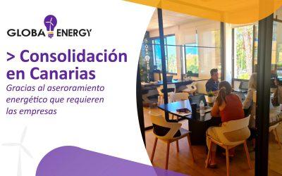 GlobaEnergy prosigue su plan de expansión consolidándose en Canarias