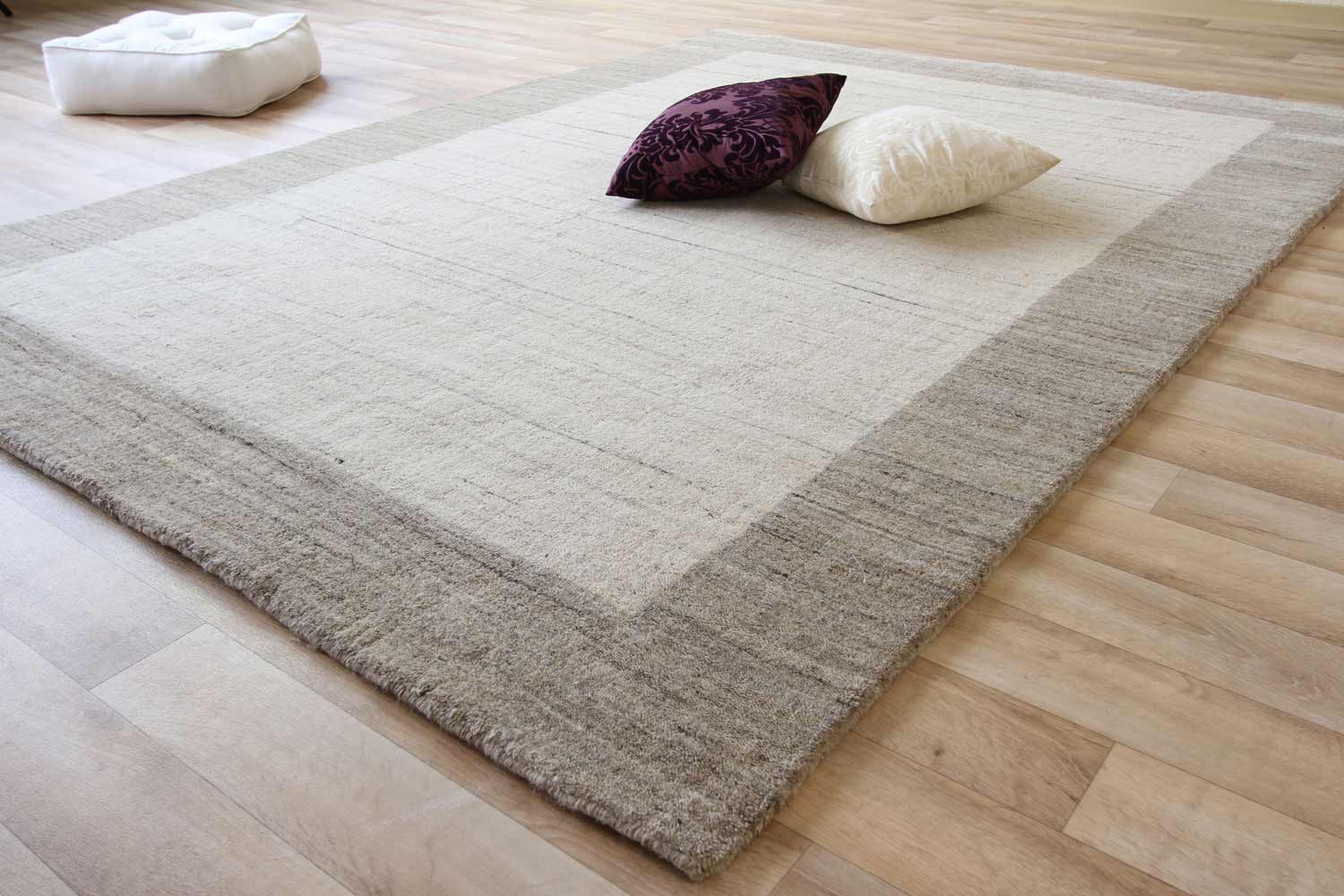 Teppich 200x200 Gabbeh Teppich Loribaft Global Carpet