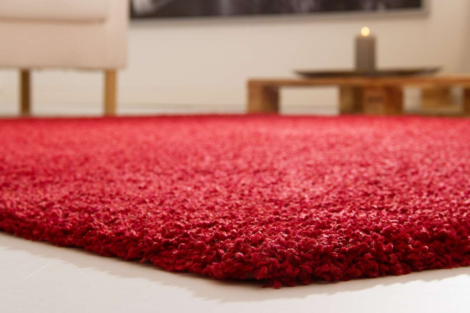 Ikea Langflor Teppich Lila Hochflor Teppich Brombeer