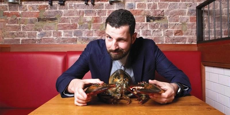 George Bukhov Discusses His Burger Amp Lobster Restaurant