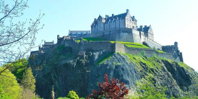 A Very Quick Guide to Edinburgh