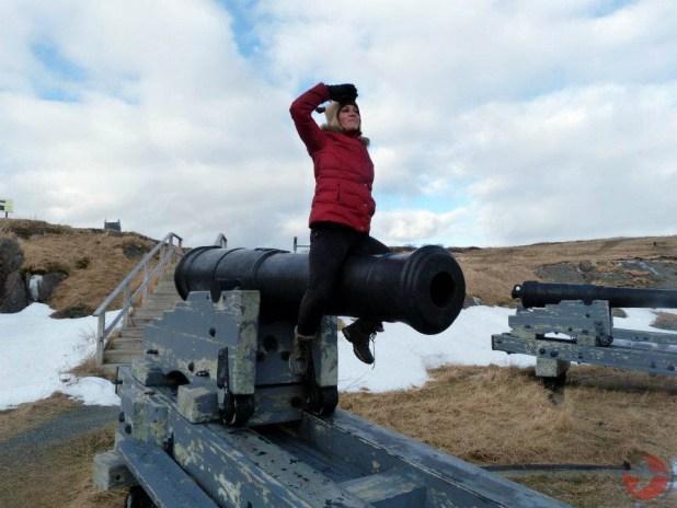 Signal Hill Newfoundland Canada