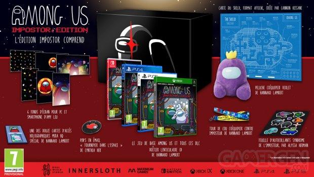 [HOT] : Unter uns: drei physische Sammlereditionen von Maximum Games angekündigt