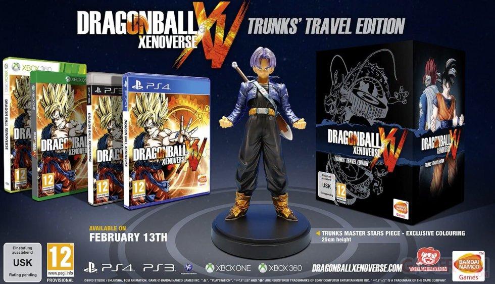 Dragon Ball Xenoverse collector bonus precommande 23.10.2014  (7)