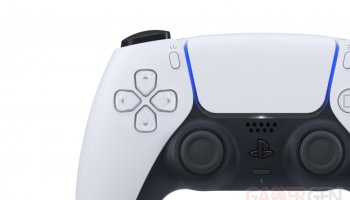 PS5 controller PlayStation 5 DualSense hardware controller 4